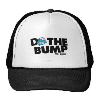 Do The Bump   Mr. Bump Trucker Hat