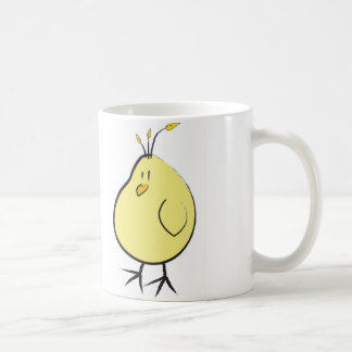 Do the chickens have large talons? coffee mug