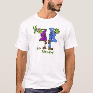 do the Funky Frog Bop! T-Shirt