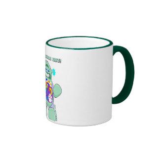 Do The Glob Bot! Ringer Mug