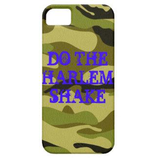DO THE HARLEM SHAKE ARMY iPhone 5 CASE