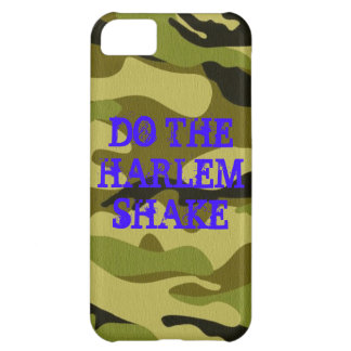 DO THE HARLEM SHAKE ARMY CASE FOR iPhone 5C