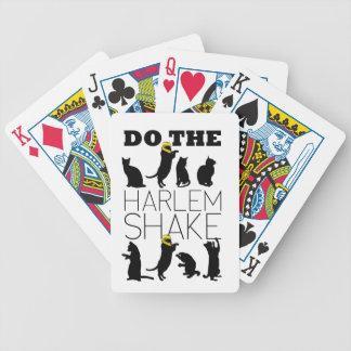 Do the Harlem Shake Baraja Cartas De Poker