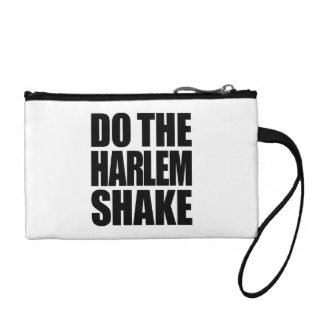 Do The Harlem Shake Coin Wallet