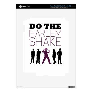 Do the Harlem Shake iPad 3 Skins
