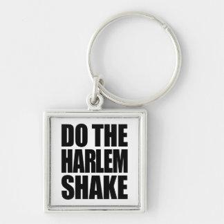 Do The Harlem Shake Keychain