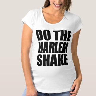 Do The Harlem Shake Maternity T-Shirt
