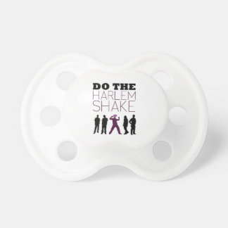 Do the Harlem Shake Pacifier