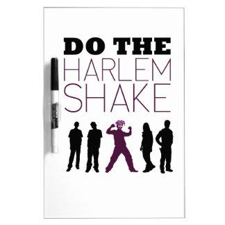 Do the Harlem Shake Pizarras Blancas De Calidad