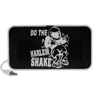 Do the harlem shake portable speaker