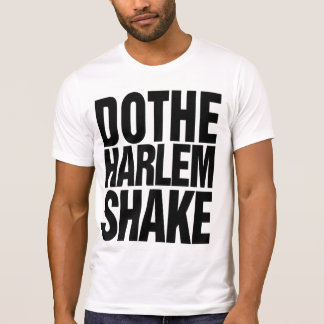Do The Harlem Shake Tee Shirt