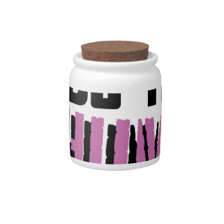 Do The Humpty Candy Jar