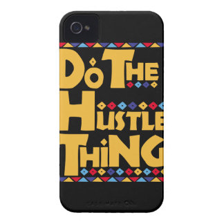 Do the Hustle Thing iPhone 4 Case-Mate Case