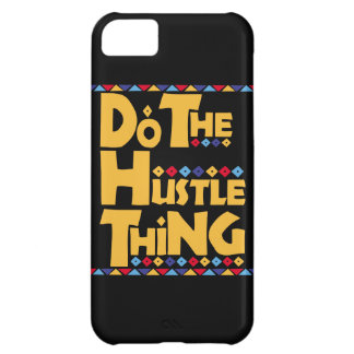 Do the Hustle Thing iPhone 5C Cases
