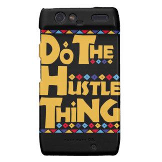 Do the Hustle Thing Motorola Droid RAZR Case