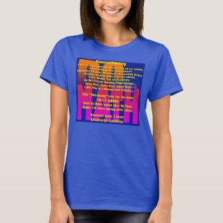 Do the Math Homeschooling and Socialization T-Shirt
