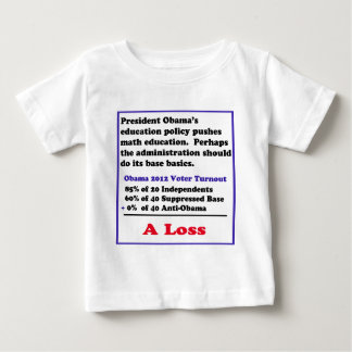 Do The Math Infant T-shirt