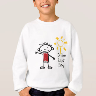 Do the Right Thing Sweatshirt