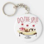 Do The Split Keychain