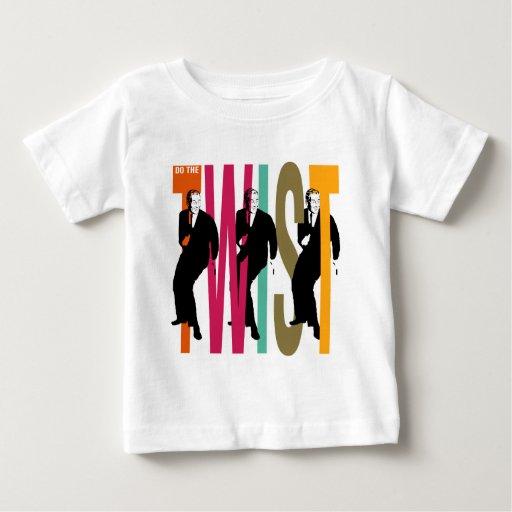 Do The Twist Baby T-Shirt