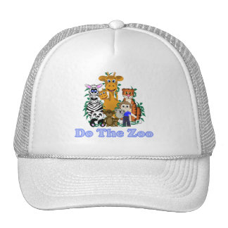 Do The Zoo Trucker Hat