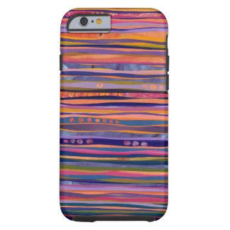 Do these stripes make my phone look fat? tough iPhone 6 case