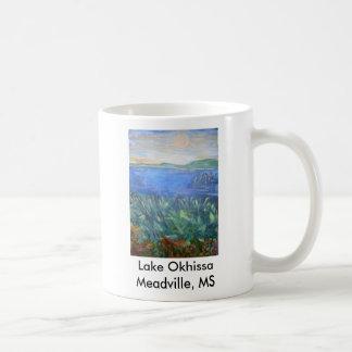 do this 003, Lake OkhissaMeadville, MS Classic White Coffee Mug