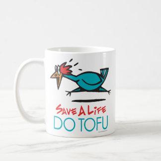 Do Tofu Vegan Vegetarian Coffee Mug