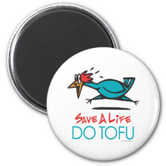 Do Tofu Vegan Vegetarian Magnet