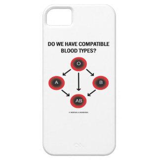 Do We Have Compatible Blood Types? (Medicine) iPhone SE/5/5s Case
