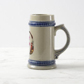 Do what makes you happy beer stein