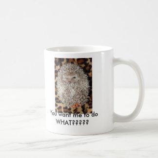 Do WHAT??? Mug