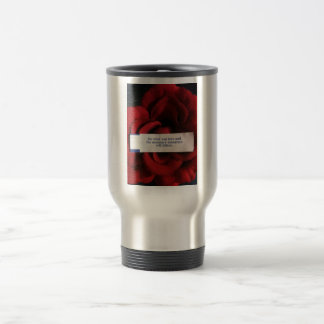 Do What You Love #2 15 Oz Stainless Steel Travel Mug