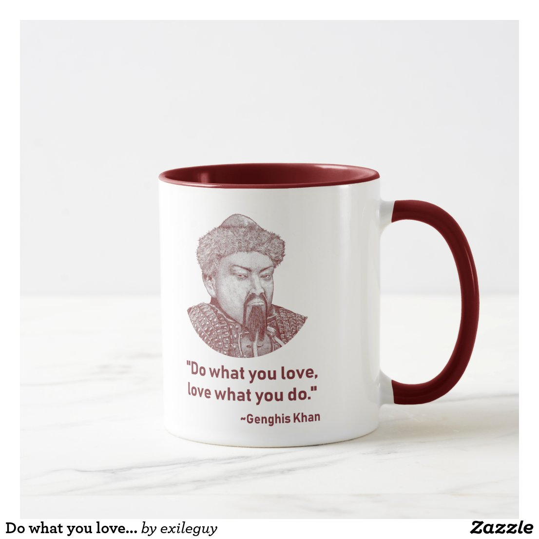 Do what you love... mug