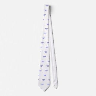 Do work- Blue Neck Tie