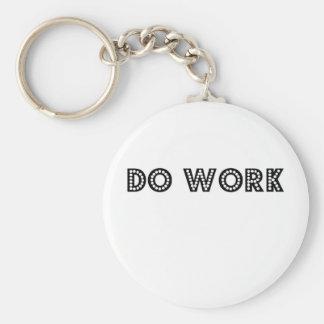 Do work key chains
