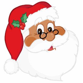 Do You Believe in Black Santa Claus? Statuette