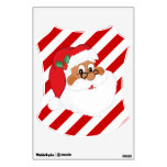 Do You Believe in Black Santa Claus? Wall Decal