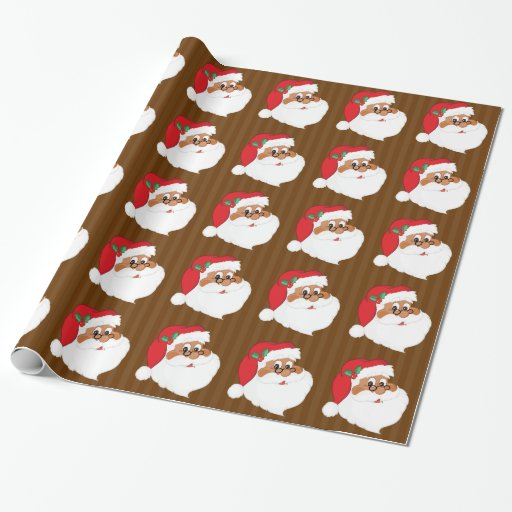 black santa wrapping paper Shop for wrapping paper, gift wrapping paper, birthday wrapping paper, wrapping paper rolls, wedding wrapping paper and holiday wrapping paper for less at walmartcom.