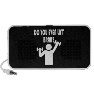 Do You Even Lift Brah Portable Speaker