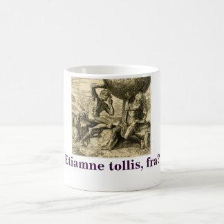 Do you even lift, bro? Etiamne tollis, fra? Coffee Mug