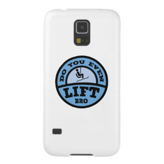 Do You Even Lift Bro? Galaxy S5 Case