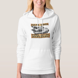 Do You Even Lift, Bro? Shakespeare Women's Hoodie