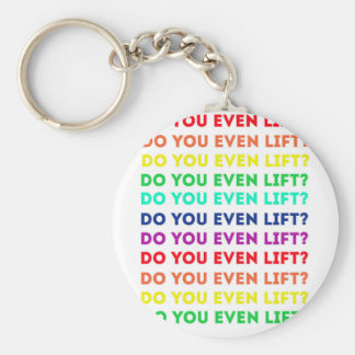 Do You Even Lift Keychains
