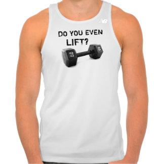 Do You Even Lift? Workout Tank
