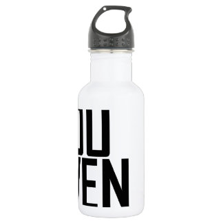 do you even take a lift? stainless steel water bottle