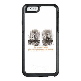 Do You Ever Wish Go Through Mirror? Wonderland OtterBox iPhone 6/6s Case