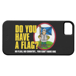 Do You Have A Flag? iPhone 5 Cover