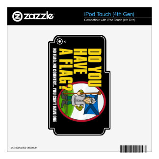 Do You Have A Flag Decal For iPod Touch 4G