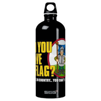 Do You Have A Flag? Water Bottle